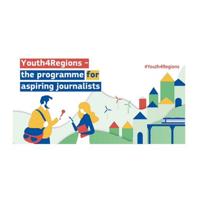 Youth4Regions programme is open for aspiring journalists