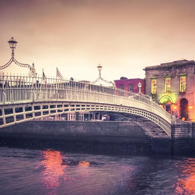 Building the future of Dublin on resilience and innovation