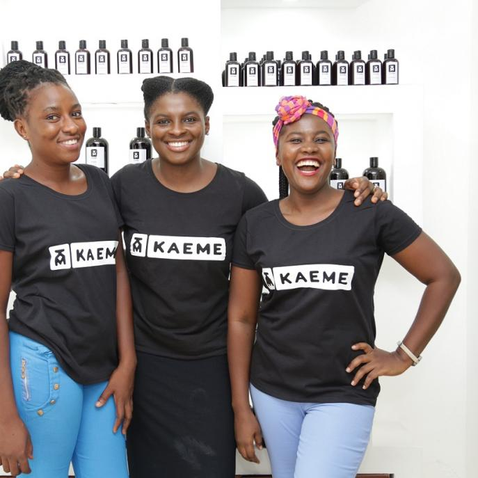 Berlin-based start-up brings upcoming African brands to the European market