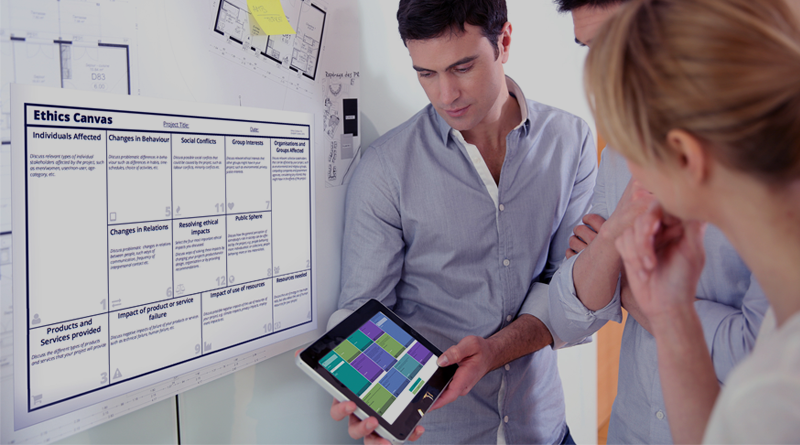 Create better innovations with the Ethics Canvas framework!